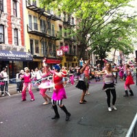 Photo taken at The 7th Annual Dance Parade & Festival 5.18.13 by Cesar R. on 5/18/2013