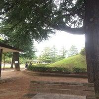 Photo taken at Jōyama Park by mottouma on 9/21/2016
