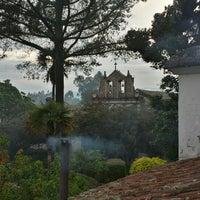 Photo taken at Hacienda La Cienega by Simon L. on 1/21/2014