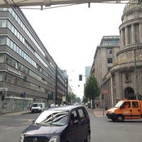 Photo taken at Deutsche Bank by Alec D. on 7/24/2013