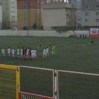Photo taken at Kartal Bulvar Stadı by Byguney G. on 11/26/2016