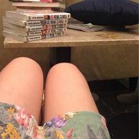 Photo taken at Salon de Comics by colleen l. on 8/2/2014