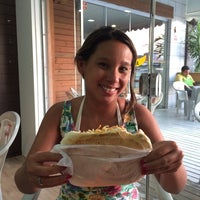 Photo taken at Senhor Salsicha by Camila K. on 2/7/2014