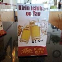 Photo taken at Sango Sushi by D C. on 11/3/2012