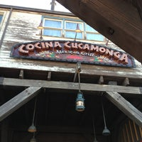 Photo taken at Cocina Cucamonga Mexican Grill by Robert H. on 1/5/2013