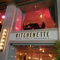 Photo taken at Kitchenette by Kayhan A. on 11/8/2012