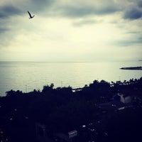 Photo taken at Denize karşı sessiz sedasız by 🎁💍🚘PLn🚗🔒🔐 on 6/14/2016