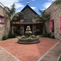 Photo taken at Hacienda Caltengo by Caro E. on 10/24/2015