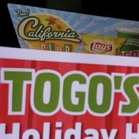 Photo taken at TOGO'S Sandwiches by Carrie P. on 11/29/2012