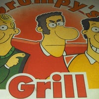Photo taken at Grumpy's Grill by Anthony M. on 11/5/2012