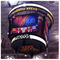 Photo taken at Mariucci Arena by Johnathon C. on 1/9/2013