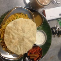 Photo taken at Bharat Curry House by James S on 10/7/2015