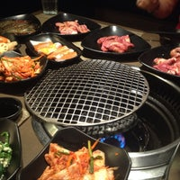 Photo taken at Sumo BBQ @ Vincom Center by Pyo C. on 8/1/2014