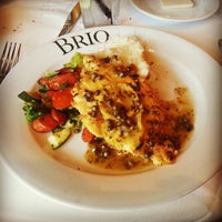 Photo taken at Brio Tuscan Grille by Brad P. on 6/11/2013