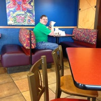 Photo taken at Taco Bell by Rita H. on 4/8/2014