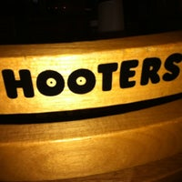 Photo taken at Hooters by Danilo B. on 11/24/2012