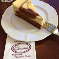 Photo taken at Chocolat by Triccie S. on 12/7/2013