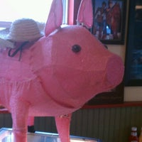 Photo taken at The Ozona Pig by Captain Howard L. on 2/25/2013