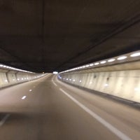 Photo taken at Tunnel Duplex A86 by Laurence R. on 11/9/2015