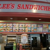 Photo taken at Lee's Sandwiches by Phil H. on 10/31/2016