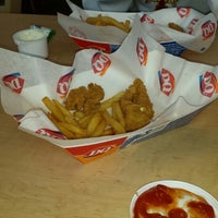 Photo taken at Dairy Queen by Daniel E. on 1/11/2014