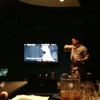 Photo taken at Inhabit Karaoke Lounge by Lisa on 2/13/2013