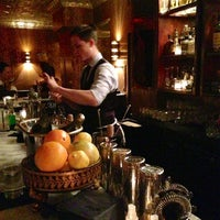 Photo taken at Experimental Cocktail Club by Lisa on 3/30/2013