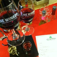 Photo taken at Oz Winery by Dawn D. on 5/18/2013