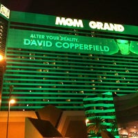 Photo taken at MGM Grand Hotel & Casino by Paul B. on 3/30/2013