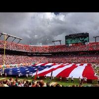 Photo taken at Hard Rock Stadium by Gustavo C. on 12/2/2012
