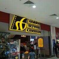 Photo taken at Golden Screen Cinemas (GSC) by Mohd M. on 5/4/2013