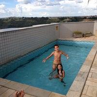 Photo taken at Plaza Inn Flat Araxá by Guilherme d. on 1/13/2014