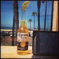 Photo taken at Venice Whaler Bar & Grill by Greg D. on 7/16/2013