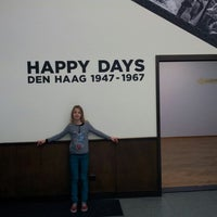 Photo taken at Gemeentemuseum Den Haag by Ronald P. on 10/21/2012