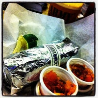 Photo taken at Army Navy Burger + Burrito by Vino O. on 1/17/2013