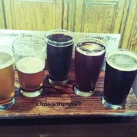Photo taken at Lazybones Smokehouse by Ray T. on 5/16/2014