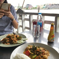 Photo taken at Eaw Tha Phra Chan by Ronundo N. on 7/30/2016