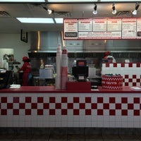 Photo taken at Five Guys by Lou P. on 12/28/2015