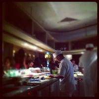 Photo taken at Sushi Leblon by Thiago C. on 12/6/2012