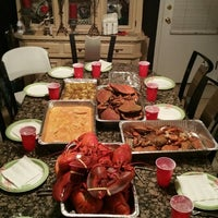 Photo taken at Sunday Dinner by Scott B. on 12/26/2014
