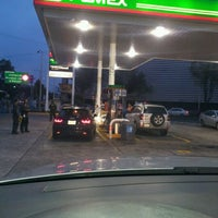 Photo taken at Gasolinería by Jose E. on 7/19/2012