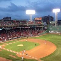 Photo taken at Fenway Park by Jayne on 6/19/2013