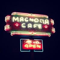 Photo taken at Magnolia Cafe South by Yangzhi Z. on 2/18/2013
