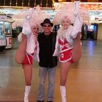 Photo taken at Fremont Hotel & Casino by Greg K. on 12/4/2012