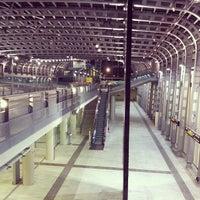 Photo taken at Stazione Torino Porta Susa by Marco R. on 1/20/2013