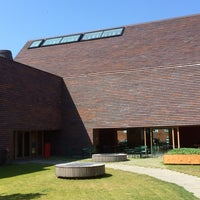 Photo taken at Sorø Kunstmuseum by Anne M. on 7/4/2014