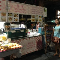 Photo taken at Siam Square Night Market by Septawisnu P. on 9/17/2013