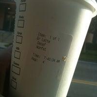 Photo taken at Starbucks by CJ L. on 9/24/2012