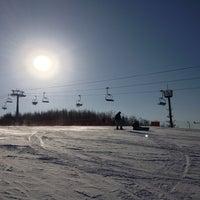 Photo taken at Alpensia Resort Ski Area by Alanis K. on 2/21/2013