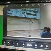 Photo taken at T.I.Log -Tecnologia da Informação e Logística Ltda by Elissandra S. on 7/7/2014